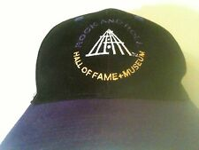 BALL CAP  Men -Women - ROCK AND ROLL HALL OF FAME MUSEUM.