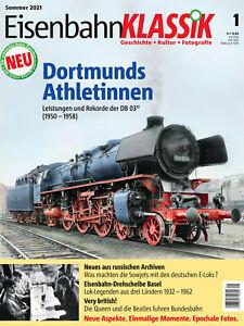 EisenbahnKlassik 1 Sommer 2021 Eisenbahn Klassik