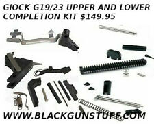 Glock 19 Lower and Upper Parts Completion Kit