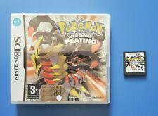 Pokémon - Versione Platino (Nintendo DS, 2009)