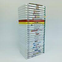 Nintendo Wii Games Bundle Joblot - 28 Discs - Mario, Sonic, Pokemon, Lego & More
