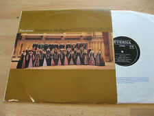 LP Palestrina Missa Brevis Madrigale Marin Constantin Vinyl Eterna DDR 8 26 198