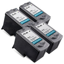 4 Pack Canon PG-40 CL-41 Ink Cartridge for PIXMA MP140 MP150 MP160 MP170 Printer