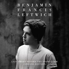 Benjamin Francis Leftwich - Last Smoke Before The Snowstorm (NEW 2CD)