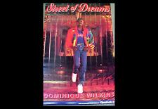 Dominique Wilkins STREET OF DREAMS Atlanta Hawks Reebok Poster (1992)