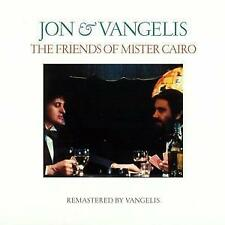 The Friends Of Mister Cairo (Remastered 2016) von Jon & Vangelis (2017), OVP, CD