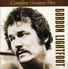 Gordon Lightfoot - Complete Greatest Hits [New CD]