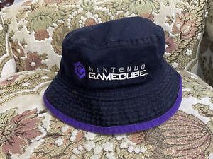 Nintendo Gamecube promo bucket hat Vintage