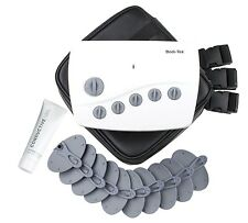 Bodi-Tek Slim Gym Body Muscle Toning System - white