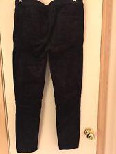 Paige jeans 28 Verdugo Skinny Black Velvet