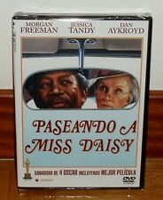 DRIVING MISS DAISY - DVD - NEW - SEALED - COMEDY - DRAMA - 4 OSCAR