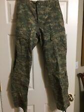 Woolrich Inc Size Small-Long BDU Army Combat Uniform Digital Camo