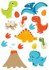 Dinosaur T-Rex Childrens Nursery Wall Stickers