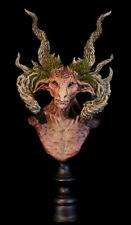 UNPAINTED KIT Satyr Cernunnos Sculpture Faun Pan Pagan God Forest Lord