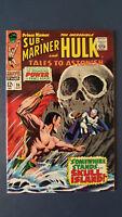 Marvel Comics Tales to Astonish #96 (1967 VF) Hulk and Sub-Mariner ~StoryTeller