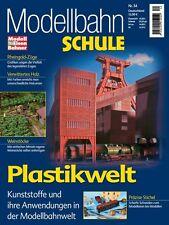 MEB modelo ferroviario escuela 34-mundo de plástico