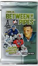 "1-2009-10 ""IN THE GAME"" ""BETWEEN THE PIPES"" AUT0GRAPH OR R/C AUTO HOBBY HOT PACK"