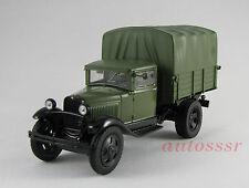 1:43 Russian truck GAZ-AA & mag №75 cars USSR
