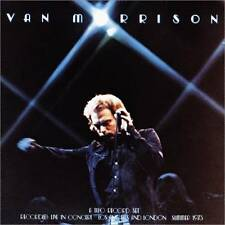 VAN MORRISON TOO LATE TO STOP NOW 2CD ALBUM SET (Remastered) (June 10th 2016)