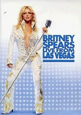 24512 // BRITNEY SPEARS : LIVE FROM LAS VEGAS DVD EN TBE