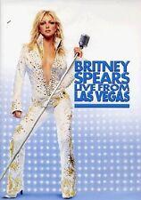 24512 // BRITNEY SPEARS : LIVE FROM LAS VEGAS DVD EN TBE