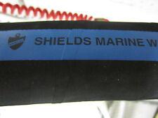 "1 1/4"" Marine Wet Exhaust INTAKE Hose Shieldsflex 250 with Wire 2501144 BY FOOT"