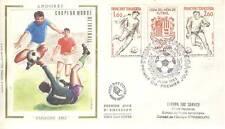 PREMIER JOUR ANDORRE FOOTBALL COUPE DU MONDE 1982