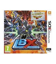 Little Battlers Experience Nintendo 3DS