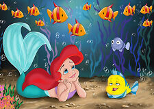 Little Mermaid A3 Brillant poster 4