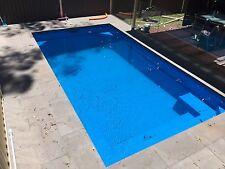 6m x 3.5m Fibreglass Pool Kit - Lifetime Structural Warranty