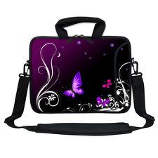 """Neoprene Laptop Bag w. Side Pocket & Handle Shoulder Strap to Fit 11.6""""  2702"""