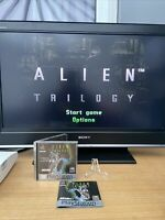 Alien Trilogy (Sony PlayStation 1, 1996) Tested