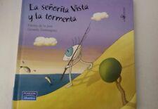 La señorita Vista y la tormenta by Fátima de la Jara Ayala- 2003
