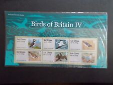 2011 Birds of Britain IV Post & Go Presentation Pack - FS21 No:P&G5 Superb U/M