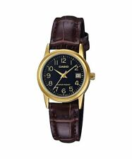 LTP-V002GL-1B Ladies Watches Analog Brand-New