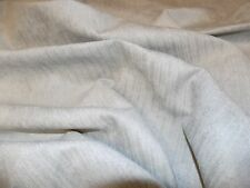 UPHOLSTERY FABRIC IN A PLUSH TEXTURED PALE SILVER GREY CHENILLE, ONLY £5.95PM