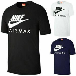 Nike   Air Max  T Shirt Short Sleeve Crew Tops