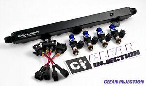 Honda Civic Acura RSX K20 K24 R18 K20z1 K20z3 K24a4 Bosch 2200cc Fuel Injectors