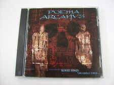 POEMA ARCANUS - BURIED SONGS : THE EARLY TIMES - CD 2003 EXCELLENT CONDITION