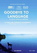 GOODBYE TO LANGUAGE - DVD - Region 1 - Sealed
