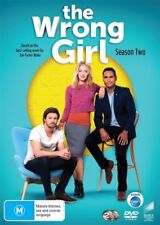 THE WRONG GIRL SEASON 2 DVD, NEW & SEALED, 2018 RELEASE, REGION 4.