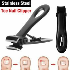 Extra Large Toe Nail Clippers For Thick Nails Heavy Duty Stainless Professional