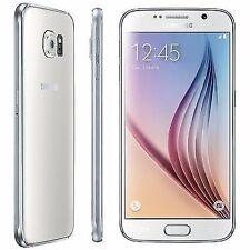 Unlocked SAMSUNG Galaxy S6 SM-G920F 32GB GSM 4G LTE Smartphone White