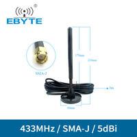 433MHz Wifi Antenna SMA-J 5dbi 3M Feeder External Omnidirectional Antenna Aerial