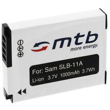 Akku SLB-11A SLB11A für Samsung TL320, TL350, TL500, WB600, WB650