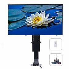 """Co-Z Motorized Tv Mount Lift With Remote Control For Large Screen 32"""" ~ 72"""","""
