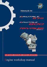 MV Agusta Service Engine Manual  2013 BRUTALE 675 - BRUTALE 800 - RIVALE 800