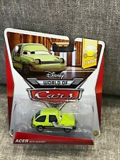 2014 Disney World of Cars Die Cast Lemons Acer with Headset #1 of 8 NEW