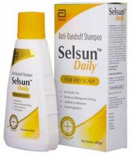 Abbott Selsun Regular Anti-Dandruff Shampoo for Dry Scalp - 60 ML