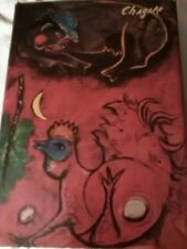 Marc Chagall Life & Work Franz Meyer Harry Abrams Book. Lowered Price!